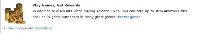 Where to get free Amazon Coins and promo code for savings on games?