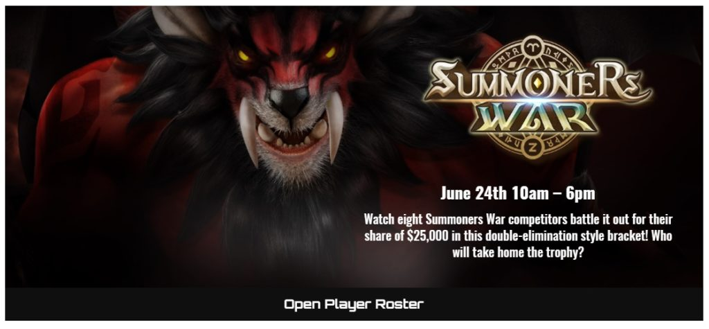 Summoners War with Amazon