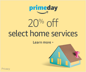 20% off Amazon Home Service