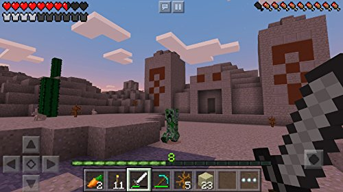 earn Amazon Coins on in-game purchase of Minecraft: Pocket Edition