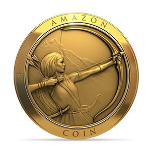 games on promo benefit from Amazon Coins rewards