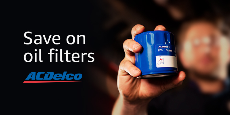 Extra 10% off ACDelco oil filters