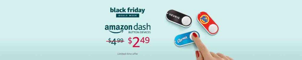 Amazon Dash Button promo
