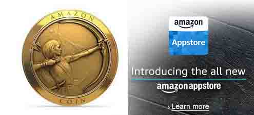 all new Amazon Appstore levels up with Amazon Coins discounts