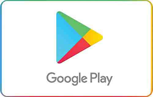 promo code 'GOOGLE5' for Google Play