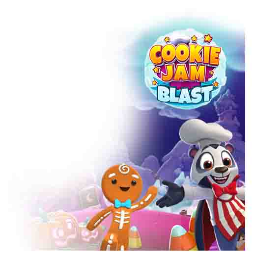 save Amazon Coins on playing Cookie Jam Blast