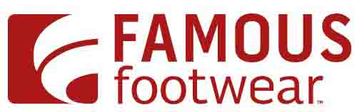 promo code 'FAMOUS10' offered fro $10 off $50Famous Footwear gift card by Amazon