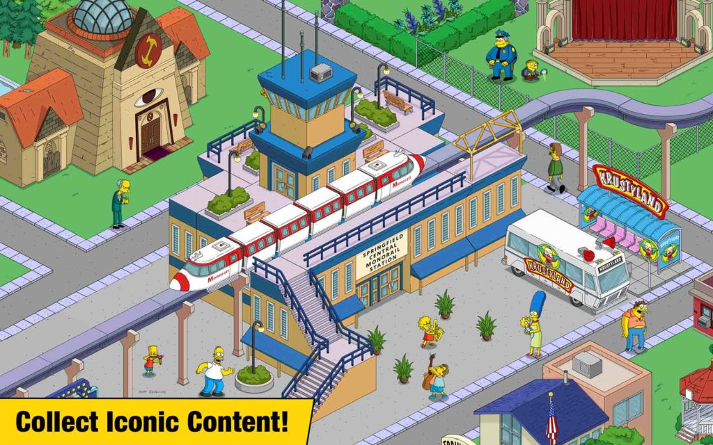 Amazon Coins discounts on The Simpsons: Tapped Out