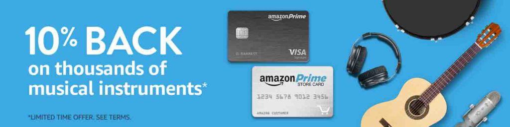 Black Friday promo Amazon Prime Store Card