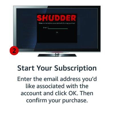 Extra 30% off promo for AMC Shudder annual membership