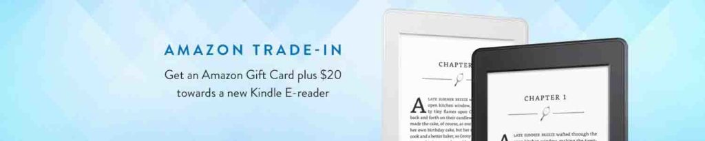 Free $20 plus Amazon gift cards benefit from Amazon Trade-In
