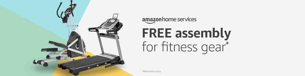 free assembly for fitness gear