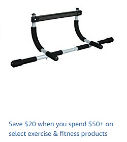 New Year New You $20 off $50 promo for select fitness products Amazon
