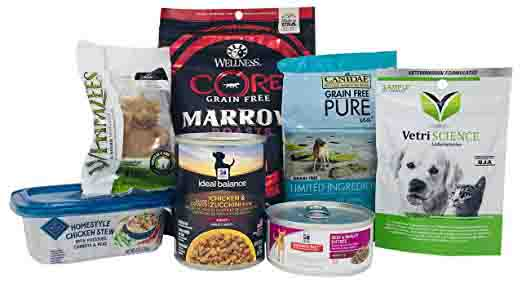 Free $11.99 Amazon Credit on spending of Dog Food and Treat Sample Box by Amazon