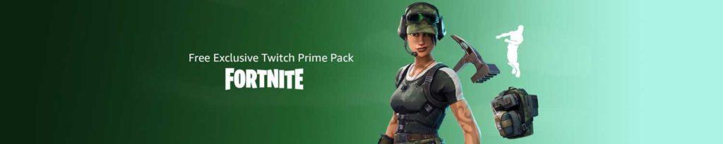 Twitch Prime promo code