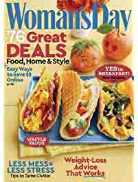 promo on subscriptions to top print & digital magazines Amazon