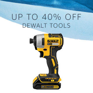 select the most suitable Dewalt tool at the most appropriate promo price for dad's day 2018
