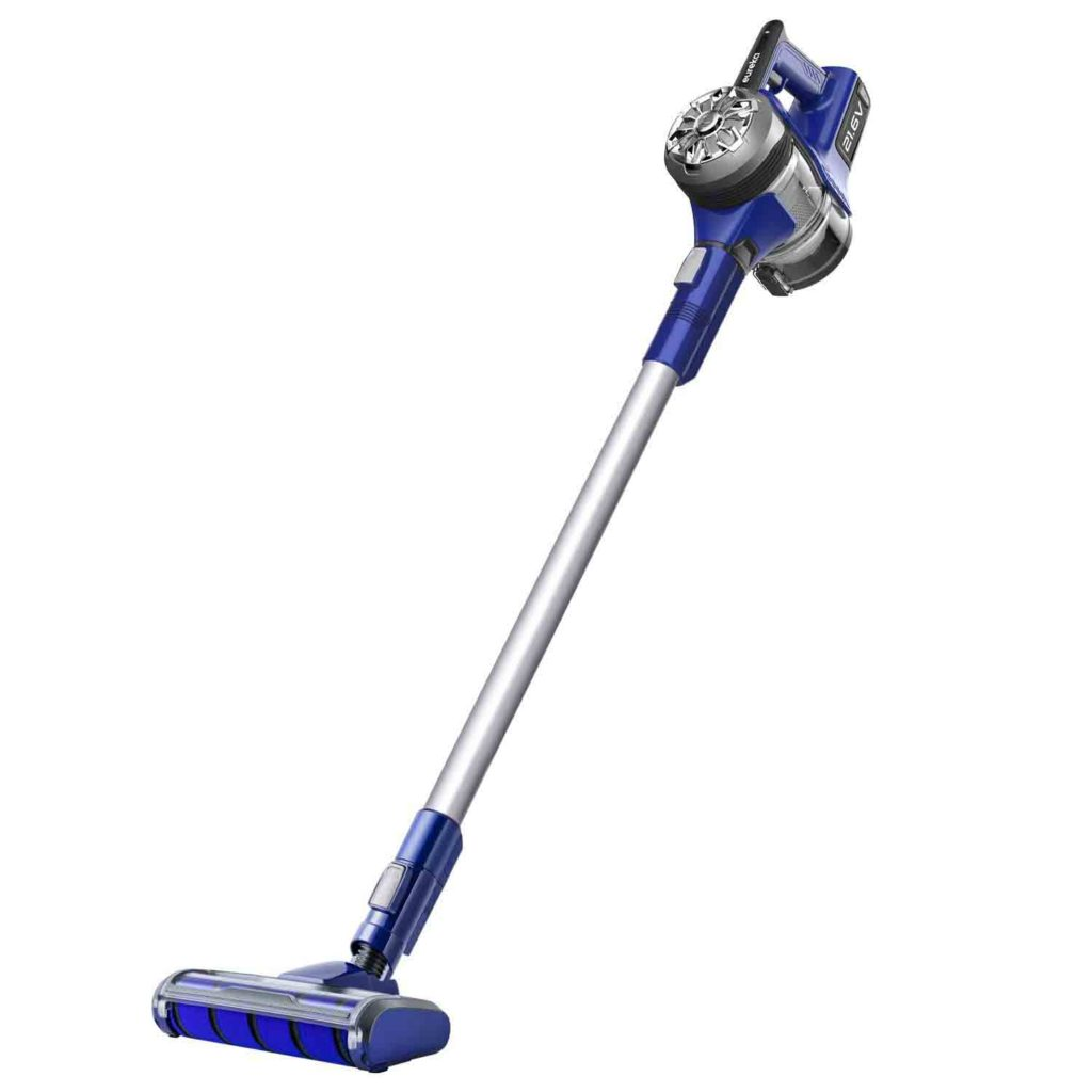 Promo code '30NEC122A' for extra $30 savings on Eureka cordless 2-in-1 Stick Vacuum Amazon