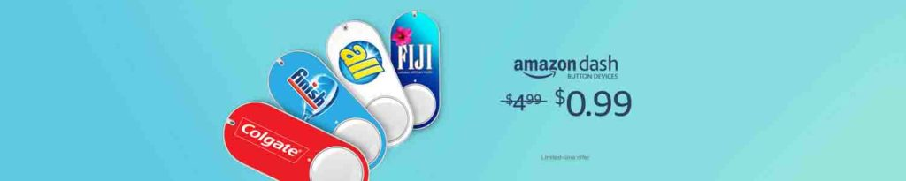 $0.99 Amazon Dash Button