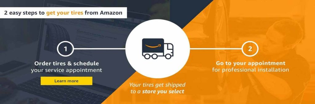 Over 9,000 tires from Amazon for you to select