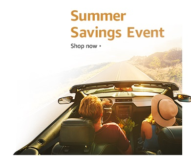 4,000 automotive items promo on Amazon summer savings event