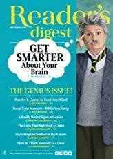 Flash promo on subscriptions to top print & digital magazines Amazon