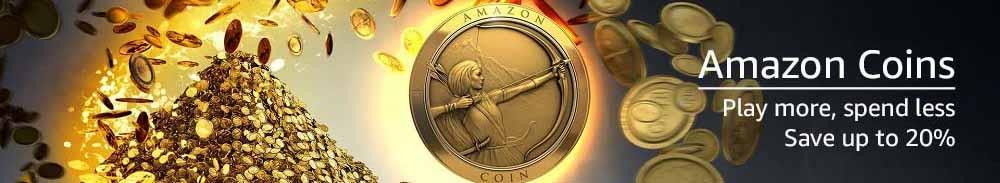Amazon Coins promo code