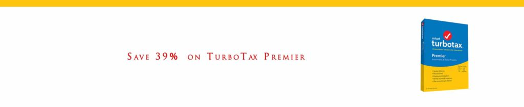 TurboTax software promo