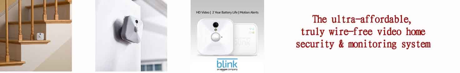 Promo codes for Blink indoor & outdoor security camera system Amazon