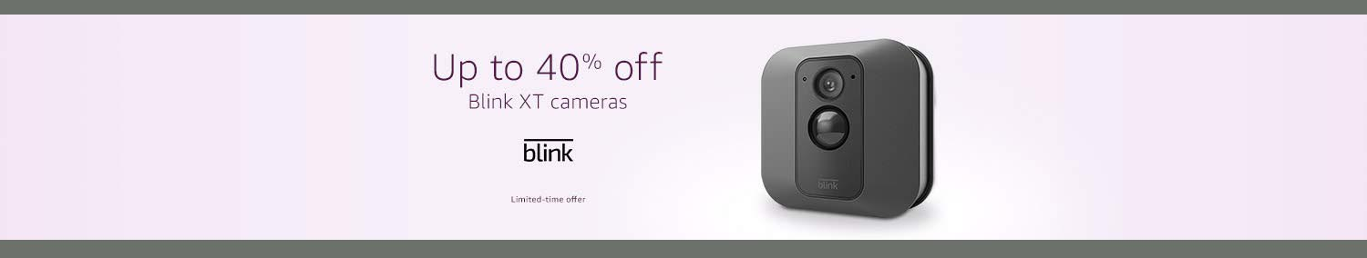 Promo codes for Blink indoor & outdoor security camera