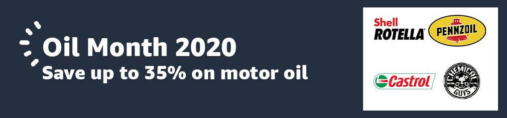 Oil Month promo