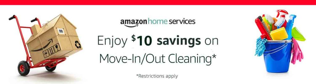 promo codes for Amazon Home Service