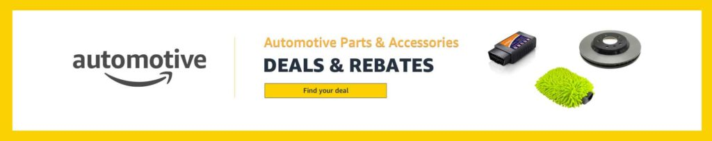 Promos for Automotive Parts & Accessories Amazon