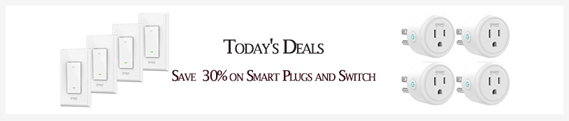 Promo codes for Amazon smart plug