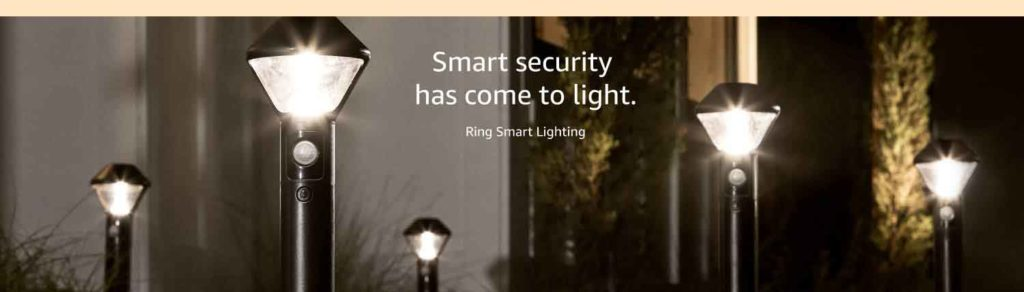 Smart electrical appliances promos at Amazon Smart Home