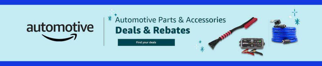 Promos for Automotive Parts & Accessories