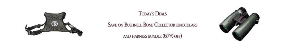 Promos for Bushnell Binoculars