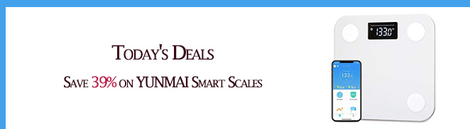Smart electrical appliances promos