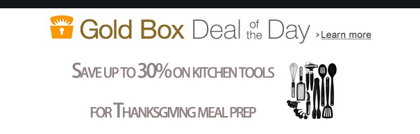 promo for Kitchen tools