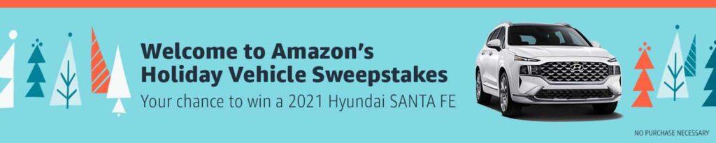 Amazon Sweepstakes