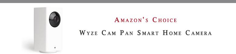 Promo codes for smart camera