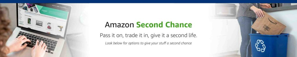 Amazon Second Chance