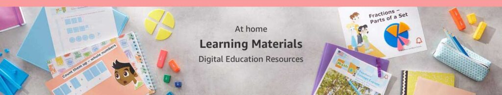 Amazon learning materials