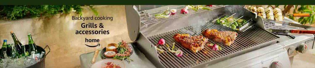 grill equipment promo