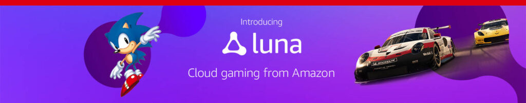 Amazon's New Cloud Gaming Service