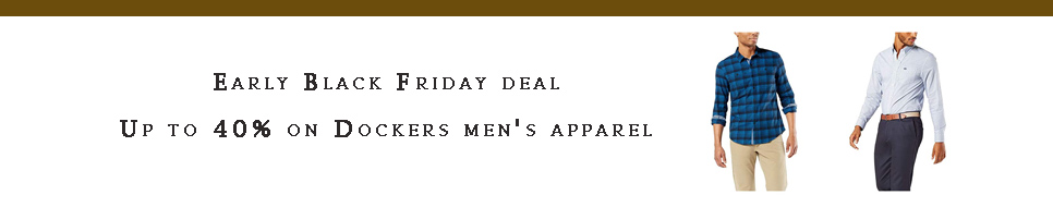 Promo code 'SUITING' for men's suiting