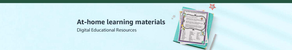 Amazon Digital Education Resources