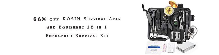 KOSIN Survival Gear