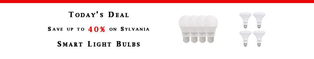 Promo codes for Amazon smart bulb