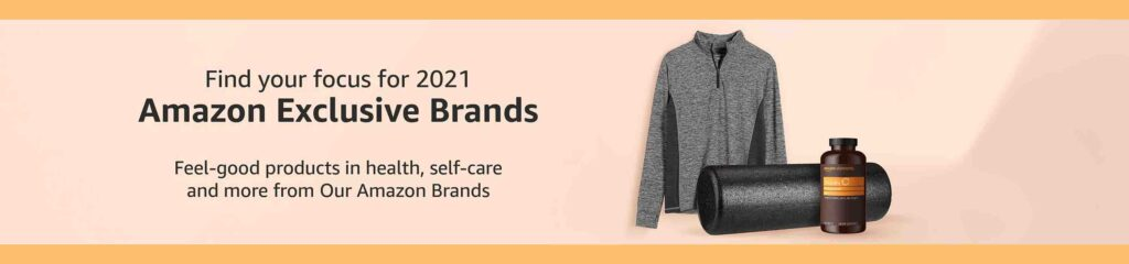 Promos for Amazon Brands